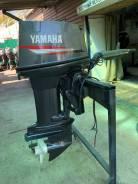 Yamaha. 40,00л.с., 2-тактный, бензиновый, нога L (508 мм), 2005 год год