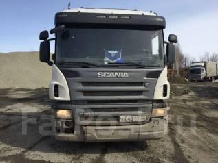 Scania. Продаётся сидельный тягач скания, 13 000куб. см.