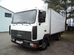 МАЗ 4371. Продается грузовои фургон маз зубренок, 4 750куб. см., 5 000кг.