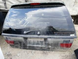 Дверь багажника. Mazda 626 Mazda Capella, GW8W, CG2SP, GWER, CG2PP, GDER, GDES, GFEP, GVER, CG2SR, GD8R, GD6P, GDEA, GVFR, GV8W, GDEB, GDEP, GF8P, GD8...