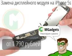 Замена дисплейного модуля Apple iPhone 5s
