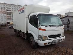 Hino Dutro. Продается грузовик , 4 900куб. см., 3 000кг.