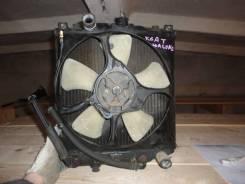 Радиатор охлаждения двигателя. Suzuki Wagon R, CT51S