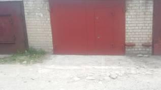 Гаражи капитальные. улица Днепровская 32, р-н Столетие, 18кв.м., электричество, подвал. Вид снаружи