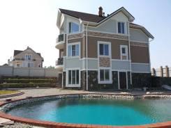 Продается новый индивидуальный жилой дом с гаражом в Артеме. Г. Артем, мкр. Южный, д 195, р-н м-н Южный, площадь дома 242кв.м., скважина, электричес...