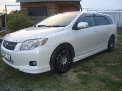Toyota Corolla Fielder. вариатор, передний, 1.8 (110л.с.), бензин, 89тыс. км