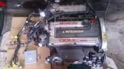 Двигатель в сборе. Mitsubishi Eclipse, D27A Двигатель 4G63T