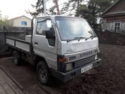 Toyota Hiace. Продам грузовик 4wd., 2 450куб. см., 1 250кг.