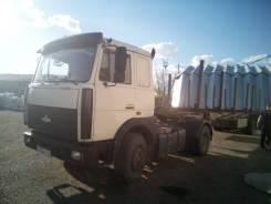 МАЗ. Продам седельный тягач Супер Маз с полуприцепам, 30 000кг., 4x2