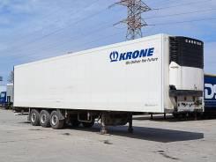 Krone SD. Полуприцеп-рефрижератор 2008 г/в, 39 000кг.