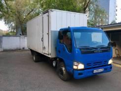 Isuzu NQR. Продам грузовик 2008 года, 5 193куб. см., 4 000кг., 4x2