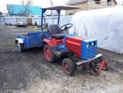 КМЗ-012. Продам мини-трактор кмз-012, 12 л.с. (8,8 кВт)