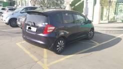 Honda Fit. вариатор, передний, 1.3 (100л.с.), бензин