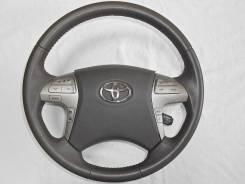 Руль. Toyota: Premio, Allion, Mark X Zio, Blade, Voxy, Camry, Estima Hybrid, Noah, Corolla, Highlander, Kluger V Двигатели: 1AZFSE, 1NZFE, 1ZZFE, 2ZRF...