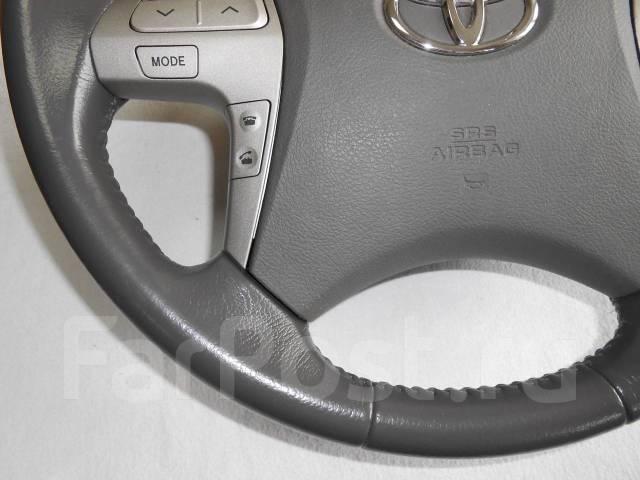 Руль. Toyota: Premio, Allion, Allex, Aurion, Mark X Zio, Aristo, Voxy, Avensis, Camry, Estima Hybrid, Noah, Corolla, Altezza, Avalon, Auris, Blade, Hi...