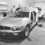 BMW 7-Series. BMW 745 li 2002 e66