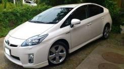 Toyota Prius. С водителем