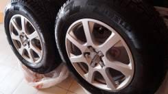 """Комплект колес AUDI 235/65 R17 Pirelli Ice Zero в Томске. 8.0x17"""" 5x112.00 ET39 ЦО 66,5мм."""