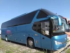 Higer KLQ6122B. Higer KLQ 6122B, 51 место (спальное место), туристический автобус, 51 место