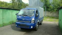 Kia Bongo III. Продаётся грузовик тент, 2 500куб. см., 995кг., 4x2
