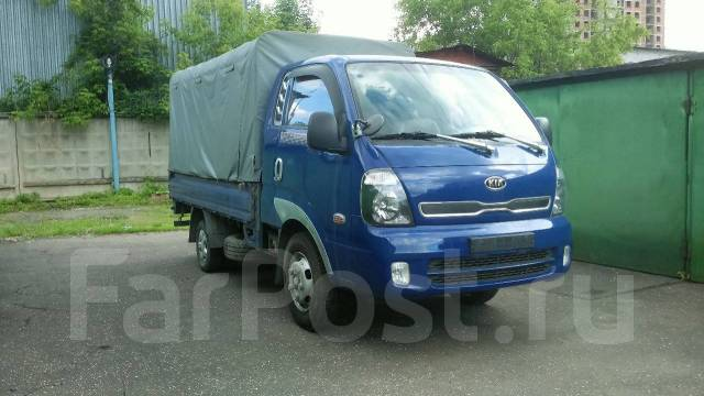 Kia Bongo III. Продаётся грузовик тент, 2 500куб. см., 995кг.
