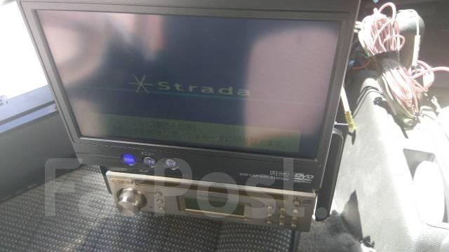 Аудио-видео система. Toyota Mark II, GX110, JZX110