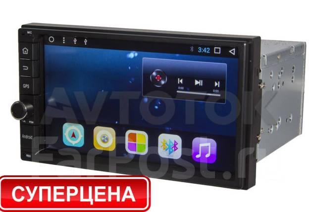 Универсальная 2DIN магнитола (178х100) Android 7.1.1 CF-3110