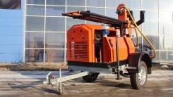 Бурспецтехника GBU-80L. Продам гидравлическую буровую установку GBU-80L