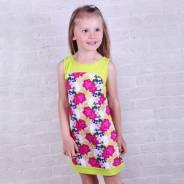 Платье детское 287К