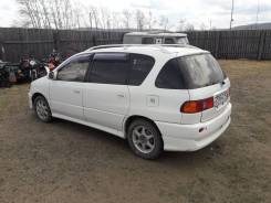 Toyota Ipsum. ПТС в комплекте SXM-10