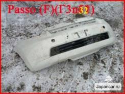 Продажа бампер на Toyota Passo KGC10, KGC15, QNC10