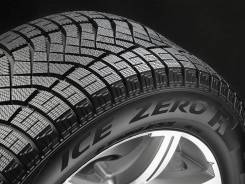 Pirelli Ice Zero FR. Зимние, без шипов, без износа, 4 шт