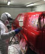 Кузовной ремонт - быстро и недорого