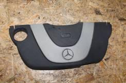 Накладка мотора передняя Mercedes-Benz m272