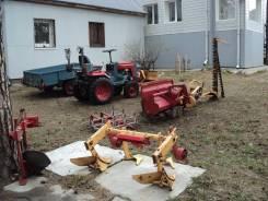 КМЗ-012. Продам мини трактор КМЗ - 012, 12 л.с.
