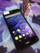 Acer. Б/у, до 8 Гб, Черный, 3G, 4G LTE