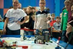 Летние занятия в Центре развития робототехники в Хабаровске