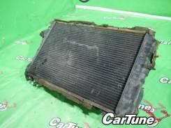 Радиатор охлаждения двигателя. Toyota Lite Ace, CM55 Двигатель 2C