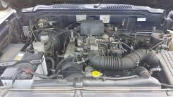 Двигатель в сборе. Isuzu Bighorn, UBS25DW, UBS25GW Isuzu Wizard, UER25FW, UES25FW, VER25FW Isuzu VehiCross, UGS25DW Двигатель 6VD1