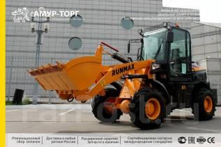 RUNMAX 770E, 2018. Успей купить! Двигатель Евро2! Фронтальный погрузчик Runmax. 2018 год., 2 700куб. см., 850кг. Под заказ