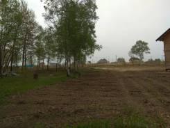 Земельный участок. 676кв.м., собственность, вода. Фото участка