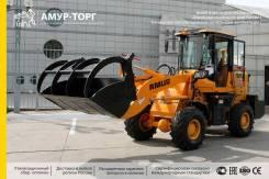 Amur. Успей купить! Двигатель Евро2! Фронтальный погрузчик AMUR. 2018 год., 1 800кг., Дизель, 1,10куб. м.