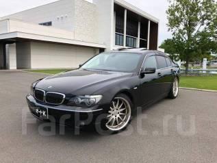 BMW 7-Series. автомат, задний, 4.0, бензин, б/п, нет птс. Под заказ