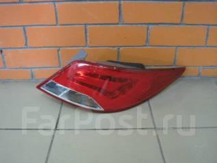 Стоп-сигнал. Hyundai Solaris, RB