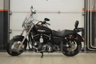 Harley-Davidson Sportster 1200 Custom XL1200C. 1 200куб. см., исправен, птс, с пробегом