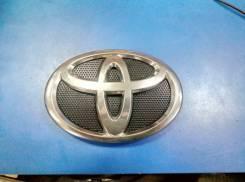 Эмблема. Toyota Corolla, NRE150, ZRE151, ZZE150 Двигатели: 1NRFE, 1ZRFE, 4ZZFE