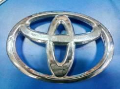 Эмблема. Toyota Land Cruiser Prado, GDJ150, GDJ150L, GDJ150W, GRJ150, GRJ150L, GRJ150W, KDJ150, KDJ150L, TRJ150, TRJ150L, TRJ150W Двигатели: 1GDFTV, 1...