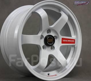 RAYS VOLK RACING TE37 SL. 7.0x16, 5x100.00, ET35, ЦО 73,1мм.
