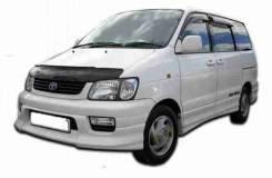 Стекло лобовое. Toyota: Lite Ace, Lite Ace Noah, Town Ace, Noah, Town Ace Noah Двигатели: 2C, 3CE, 3SFE, 5K, 7K, 7KE, 3CT, 3CTE