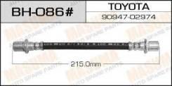 Шланг тормозной. Toyota Crown Majesta, GS141, JZS141, JZS143, JZS145, LS141 Toyota Crown, GS131, GS131H, GS141, JZS131, JZS133, JZS135, JZS141, JZS143...